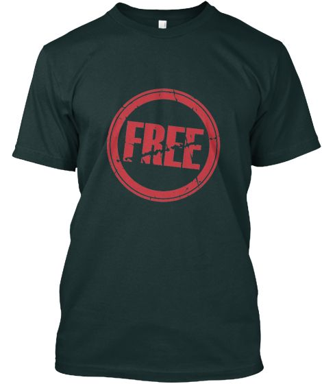 """""""Be free"""" Shirt 