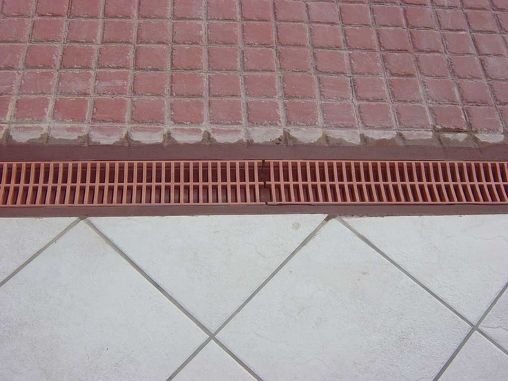 We do the installation of the popular Easy Drain systems.