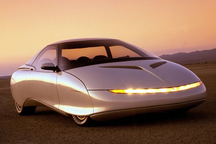 1987 Pontiac Pursuit Concept