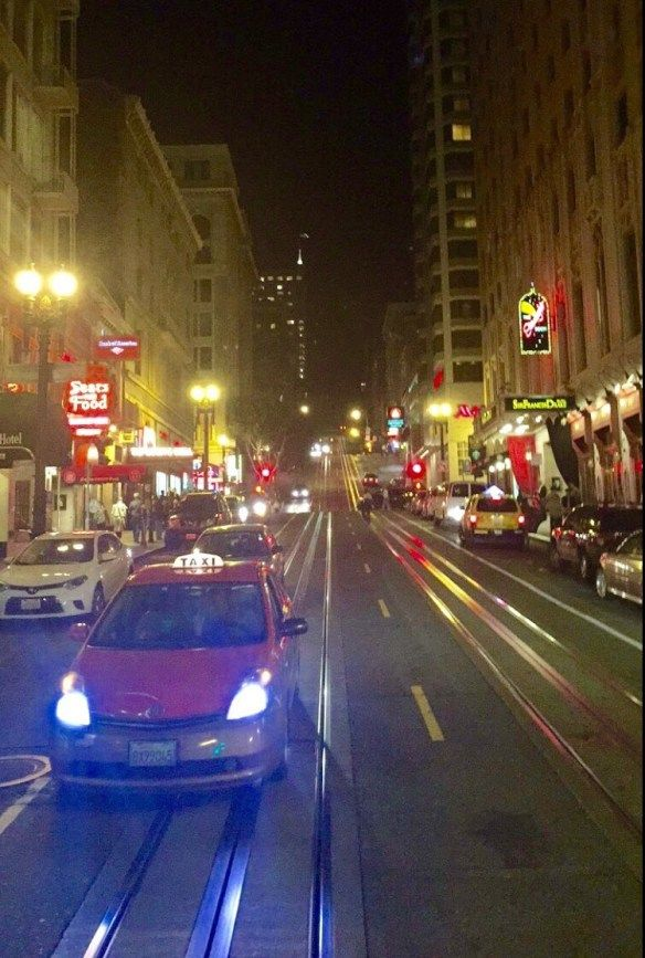 San Francisco Nightlife: Travel California #TravelTips