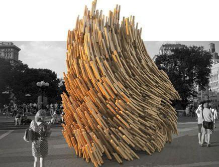 "The Vicious Babushka: At ""Sukkah City,"" Architects Re-Imagine ..."