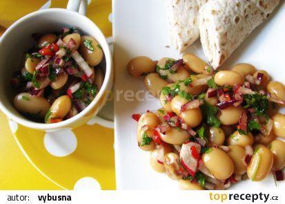Fazolový salát základní recept