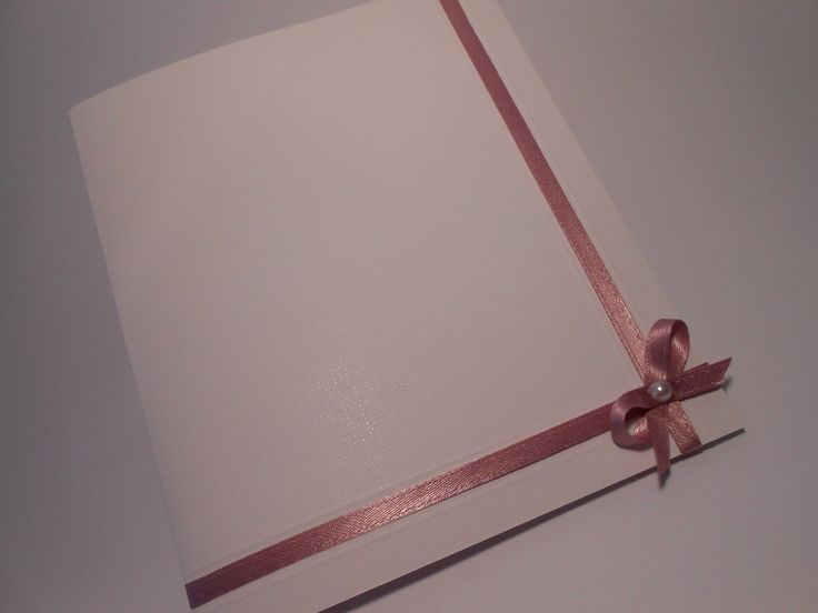 Cover libretto messa realizzato in carta groffata