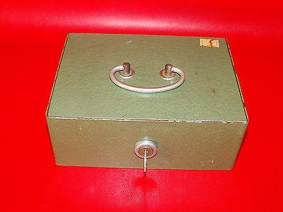 alte DDR Geldkassette Kassette Kasse SFL