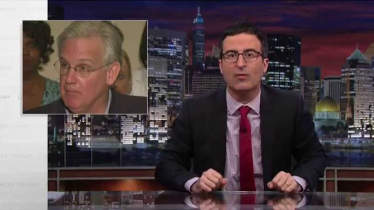 Last Week Tonight with John Oliver: Ferguson, MO and Police Militarizati - 86% of police stops in Ferguson are African-American, though more contraband is found on Caucasians.... $4.3 billion in military equipment has been transferred to local govt. but does not come with the military training necessary; the army itself recommended against using it