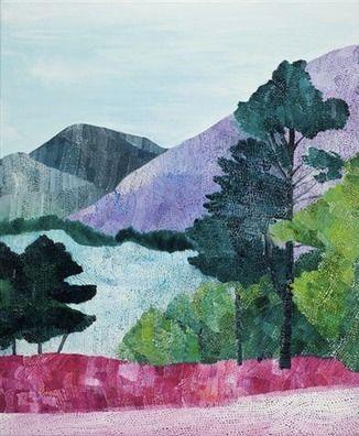 Sally Ross landscape 2010