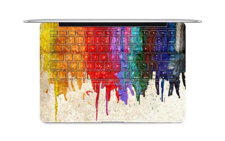 Vinilos para teclados de MacBook