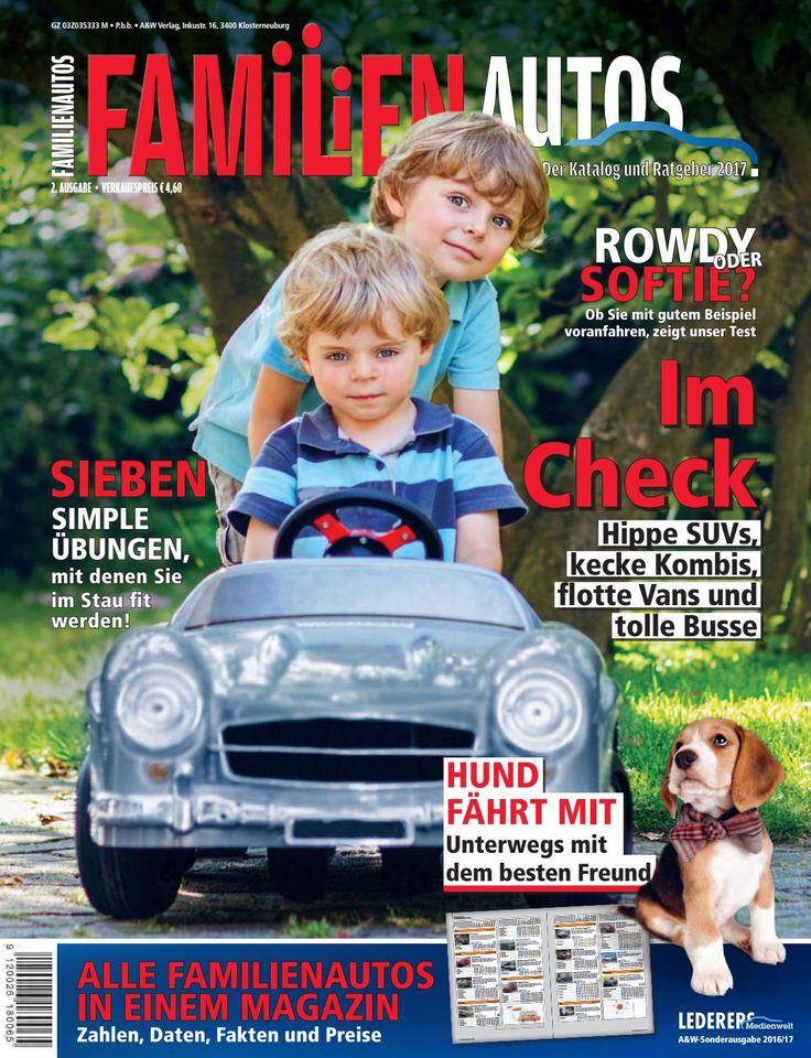 Familienautos - Der Katalog und Ratgeber 2017