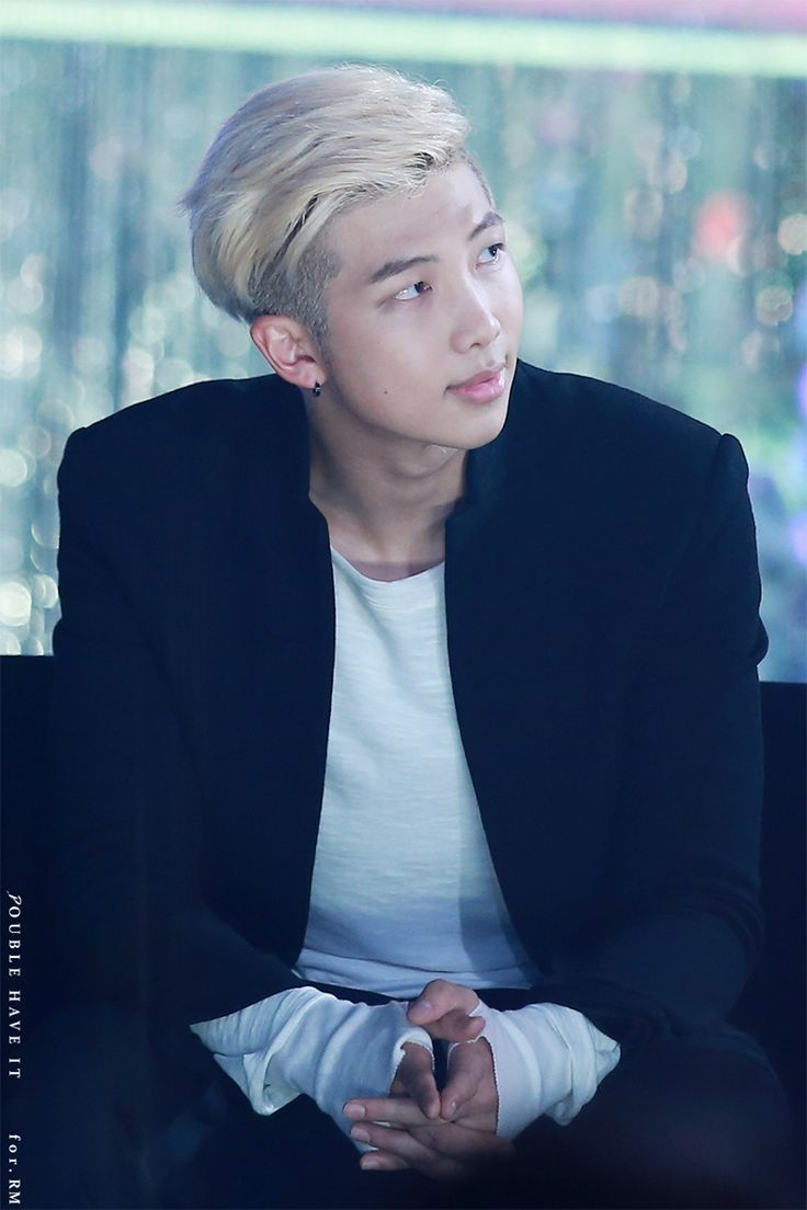 """bangtan-namjoon: """"""""Double Have it 