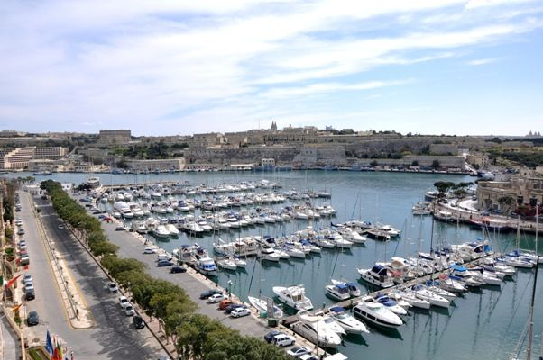 Ta' Xbiex marina in Malta - we have sea view properties here just go to www.perry.com.mt