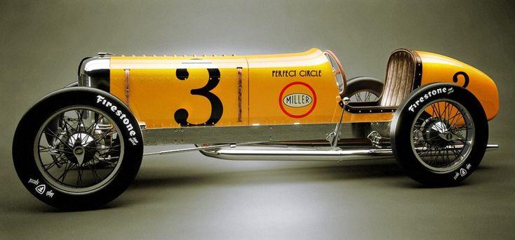 Miller Race cars