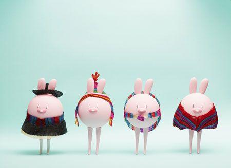 Happy Easter! Do you hate to paint your eggs? Just knit some wearings for your eggs! - Frohe Ostern! Keine Lust Ostereier zu färben oder gar die Eier mit Farbe zu bepinseln? Vielleicht ist Stricken oder Häkeln die bessere Lösung?!