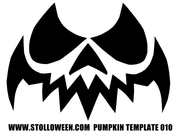 evil face pumpkin template - 1000 ideas about scary pumpkin faces on pinterest scary