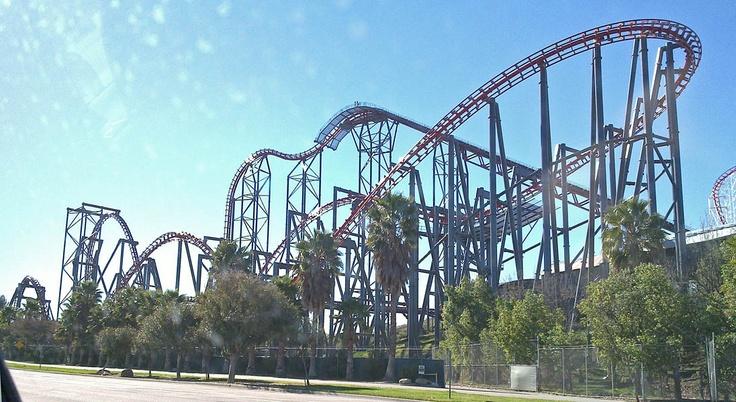 x2 roller coaster - photo #24