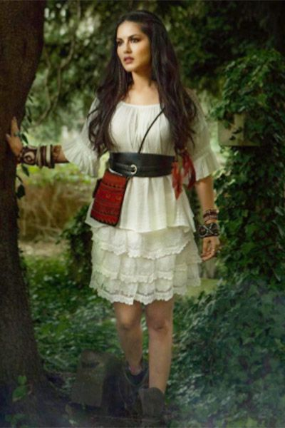 Sunny Leone's bohemian photo shoot