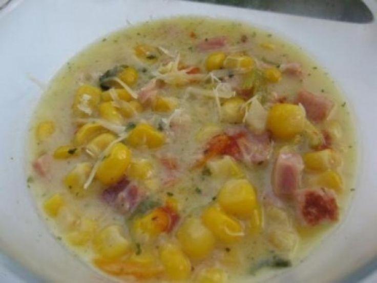 Supa de porumb - Culinar.ro