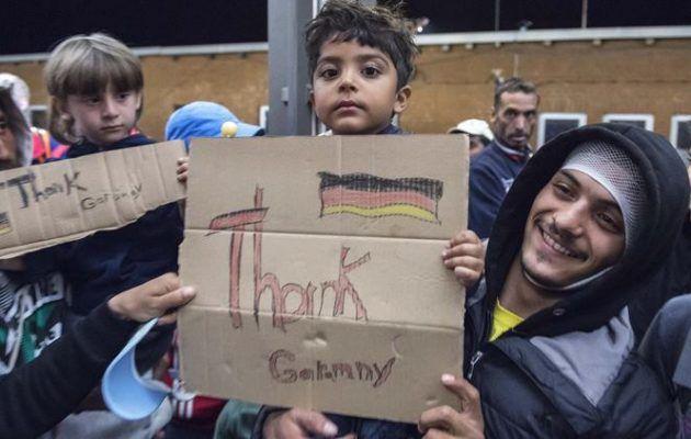 [Tribune]: Oι εργοδότες στη Γερμανία είναι ικανοποιημένοι από την εργασία των προσφύγων | http://www.multi-news.gr/tribune-ergodotes-sti-germania-ine-ikanopiimeni-apo-tin-ergasia-ton-prosfigon/?utm_source=PN&utm_medium=multi-news.gr&utm_campaign=Socializr-multi-news
