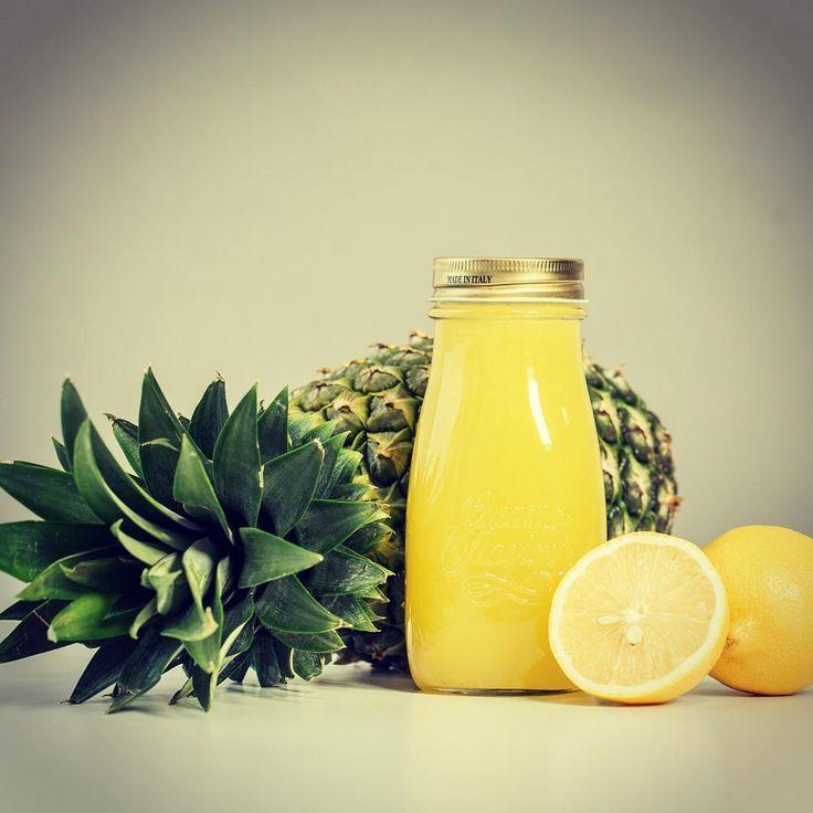 #ananas #cytryna #swiezysok #sokwyciskany #kuvings #wyciskarka #cutrusy #sezonnacytrusy #zoltysok #sokzcytryny #sokzananasa #zdrowie #zdrowesoki #zdrowesokizwyciskarki