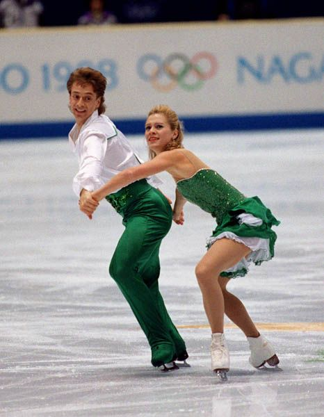 Shae-Lynn Bourne & Victor Kratz, Ice Dance, 1998 Olympics in Nagano            Skip to content |  Skip to institutional links             Common menu bar links        Français      Home  Contact Us  Help  Search