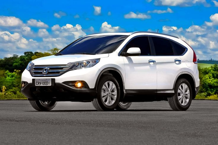 Honda Cr V Is An Suv Type Car With A Well Liked Family To