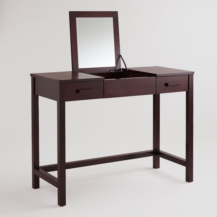 dark wood vanity table. Dark Mahogany Chase Vanity Table 18 best dressing table images on Pinterest  Architecture At home