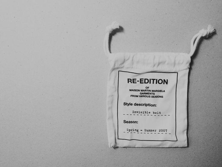 Perfect White Shirt packaging idea