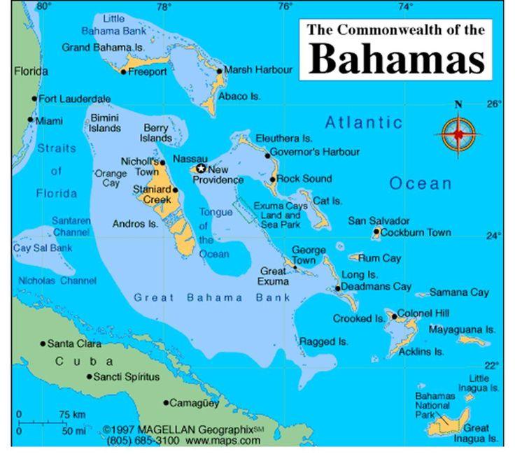 Half Moon Cay - Bahamas History - Half Moon Cay