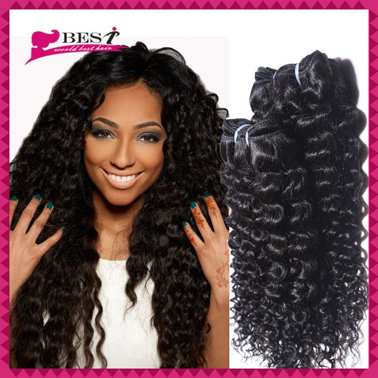Peruvian Curly Hair Weave images