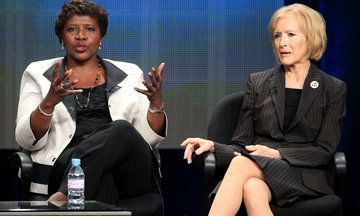 Gwen Ifill And Judy Woodruff Make History As First All-Female Duo To Moderate Presidential Debate