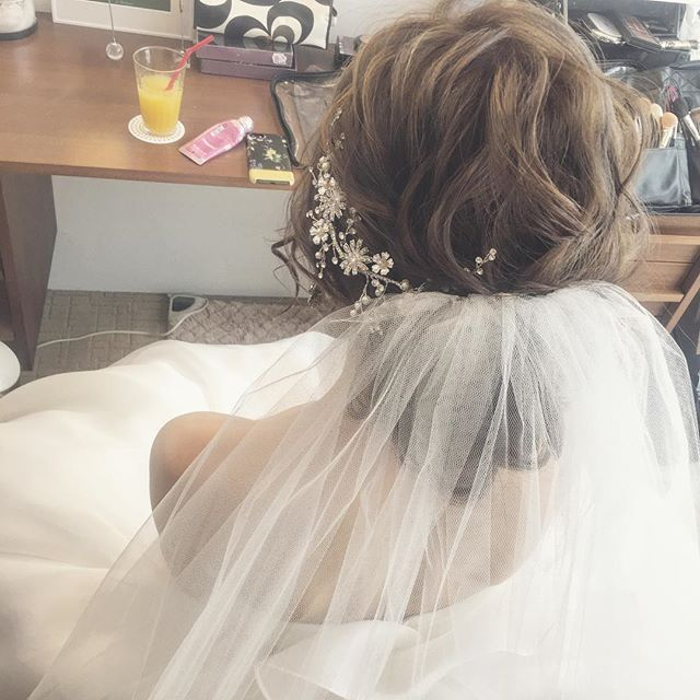 Nao Kobayashi ..Hair&makeさんはInstagramを利用しています:「. . . wed…