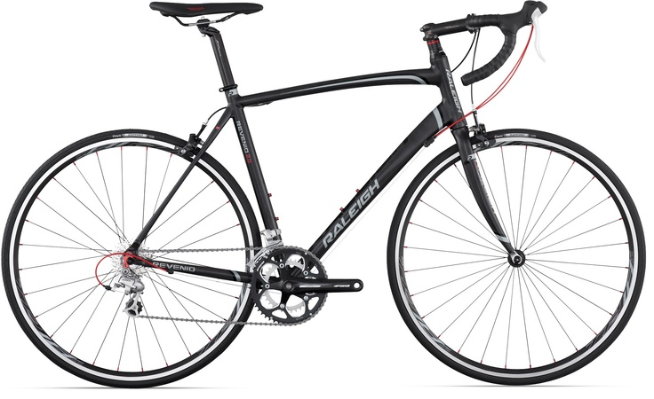 Raleigh Revenio 2.0 Bike - 2012 (My Brand New Road Bike)