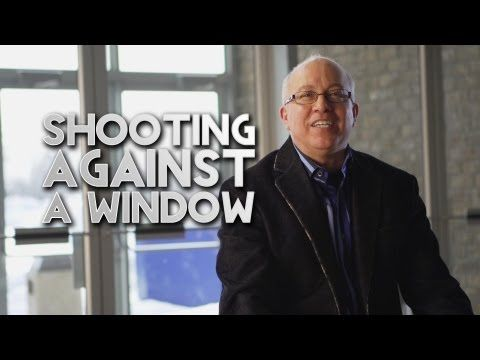 Video tutorial - learn how to shoot video interviews against a window! http://motionvfx.com/B2679