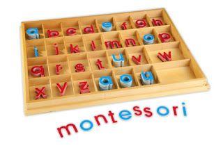 Despre filozofia Montessori