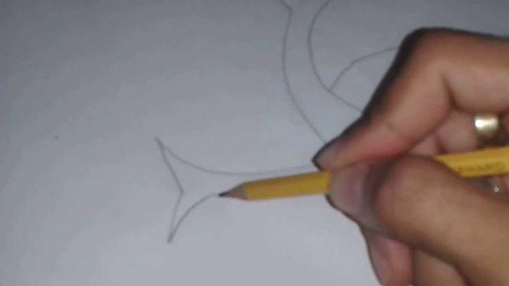 Como dibujar peces super facil y bonito