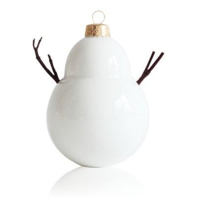 Twiggy Snowman