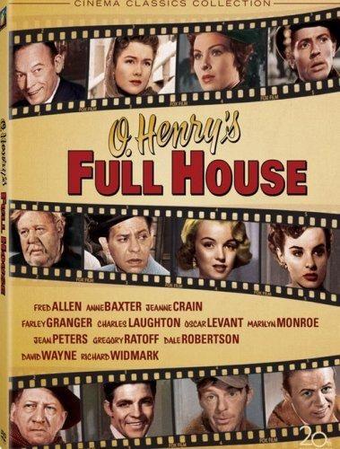 Fred Allen & Anne Baxter & Jean Negulesco & Henry King -O. Henry's Full House