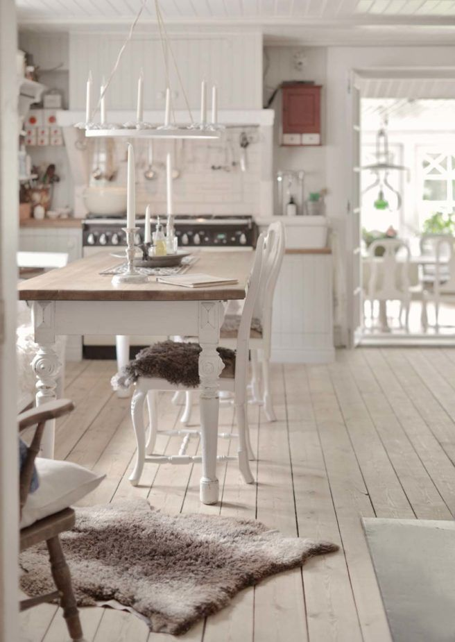 Tendencias en decoración 2017: shabby chic