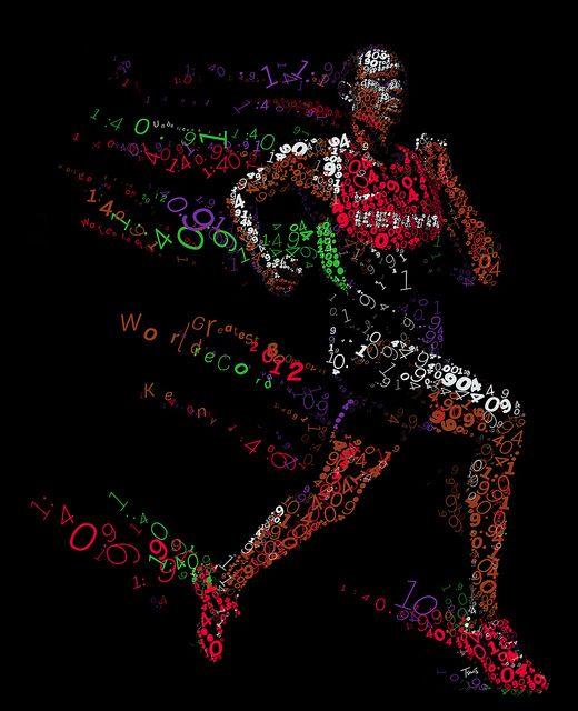 David Rudisha: Beyond Numbers, via Flickr.