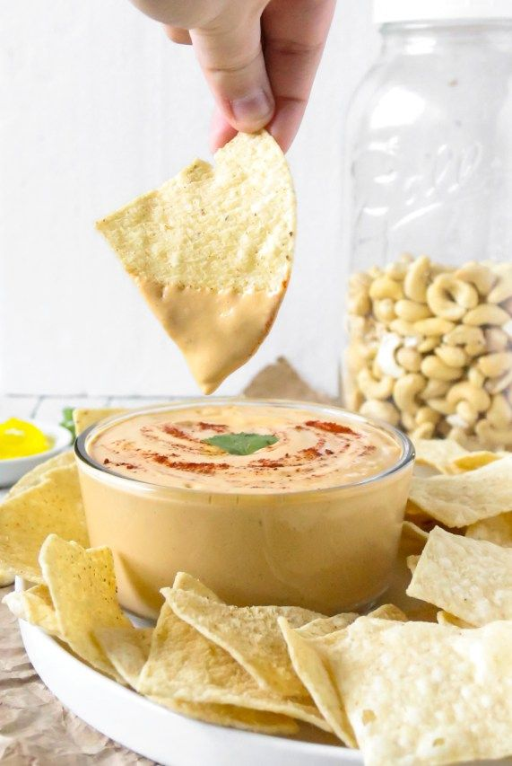 Easy Vegan Cheddar Cheese Sauce