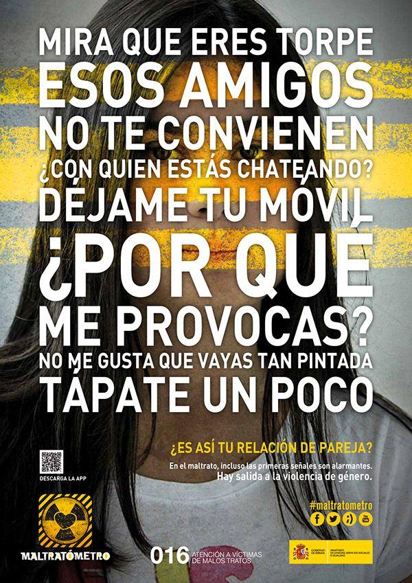 Campaña contra la Violencia de Genero #abuso http://sobreviviendoasociopatasynarcisistas.blogspot.com.ar/