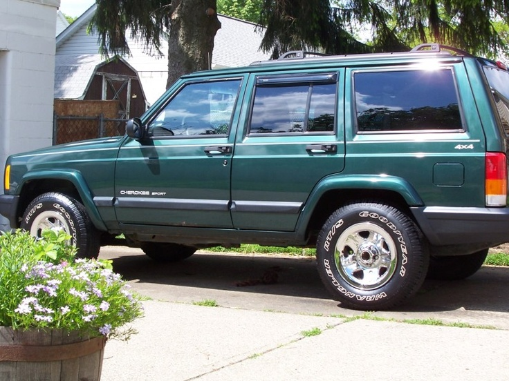 42 best images about jeep cherokee xj on pinterest for 1999 jeep cherokee power window problems
