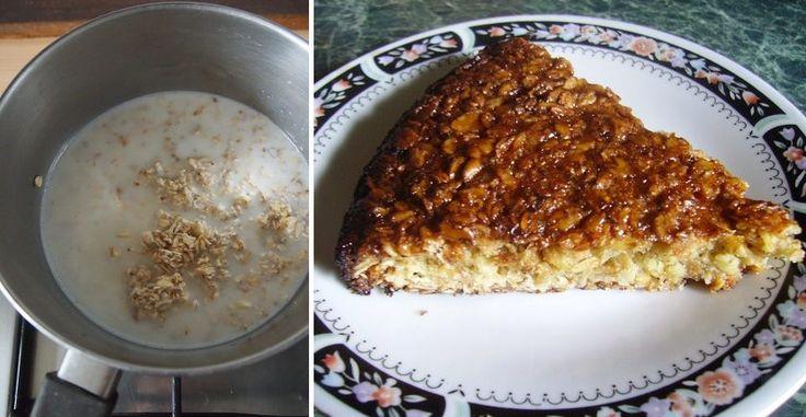 Fitness tvarohový koláč - Receptik.sk