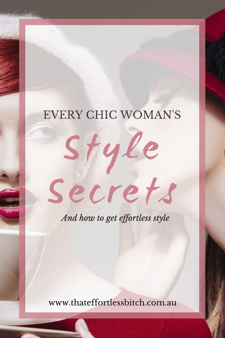 Every Stylish Woman Has Her Secrets: Alarna Hope, Fashion Stylist, shares her style tips and hacks for effortless style.