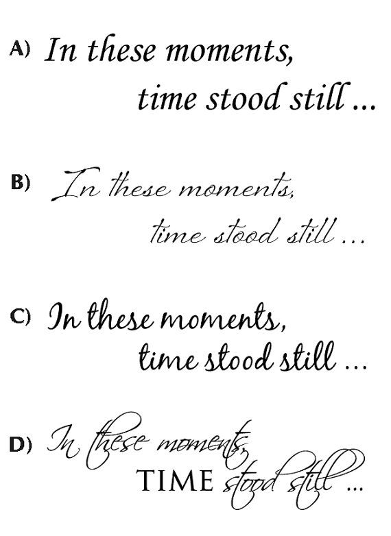 In these moments time stood still ... by stixdesign on Etsy
