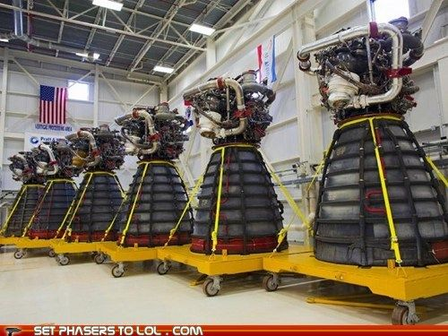 There's something unsettling about the design for NASA's new engine... <--hmmyaithinksotoobyenowforever