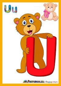 SET DE LITERE PENTRU CLASA   Mai jos gasiti setul de planse cu litere pentru clasa. Literele sunt colorate si atractive. Fiecare litera ar...