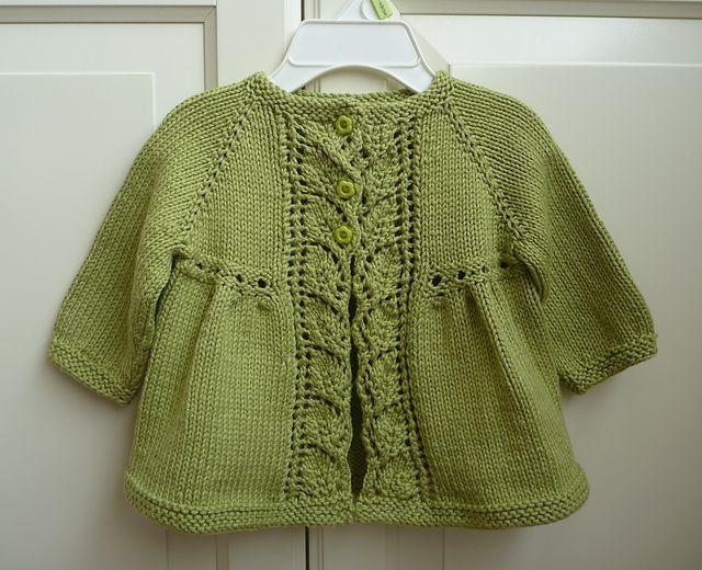 Ravelry: Quinn Cardigan pattern by Amy Mercer