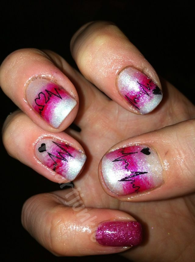 3820 best Nail Art images on Pinterest | Belle nails, Cute nails and ...