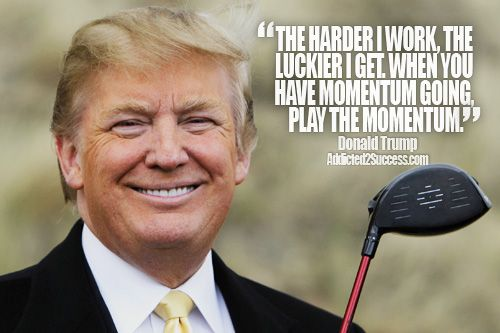 Donald Trump Picture Quote