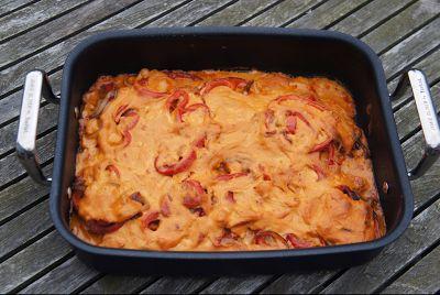 Kylling Enchilada - LCHF